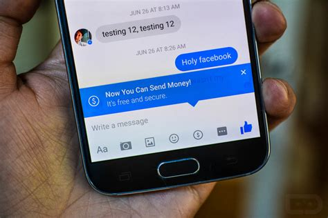 Messenger Search Messenger Payments Available To All In The Us Droid