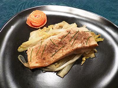 saumon aux 233 pices 5 parfums la recette facile par toqu 233 s 2 cuisine