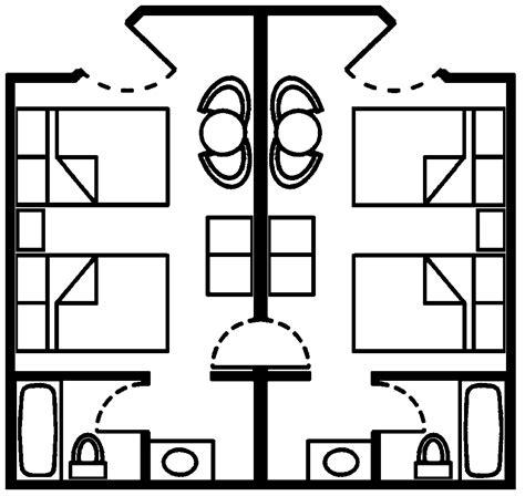 The Petals Floor Plan disney s pop century build a better mouse trip