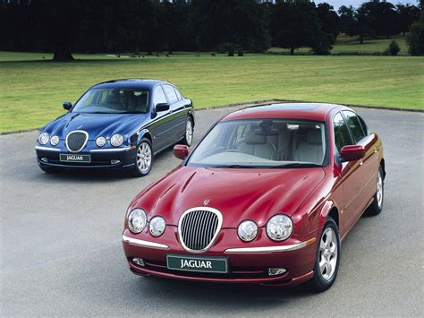 Car Throttle Parting Shot The Jaguar S Type