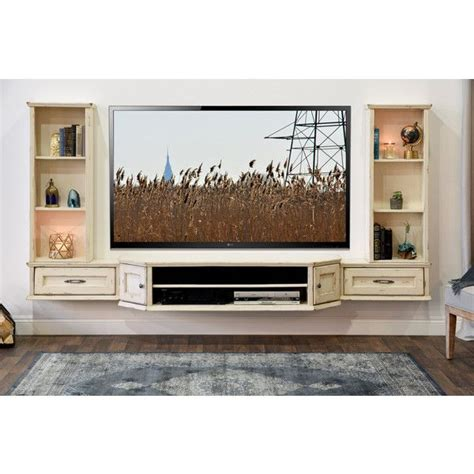 floating entertainment center best 25 floating entertainment center ideas on