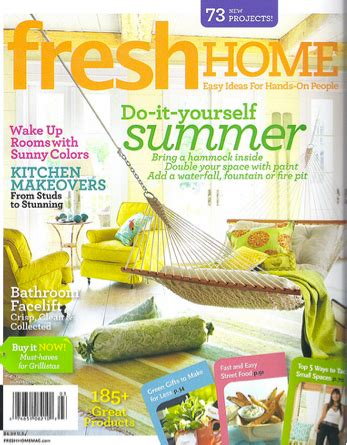 fresh home magazine new press fresh home magazine summer issue 2010