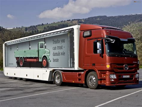 Car Wallpaper Mp3 by Mercedes Actros 1844 Mp3 2009 11 Wallpapers 2048x1536