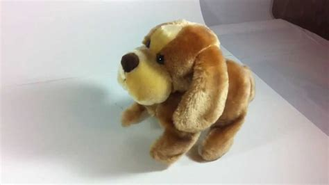 puppies toys r us animal alley toys r us flipping electronic brown puppy robot walks barks 2000