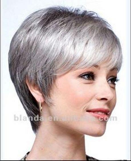 short hair styles for grey hair pinerest short hair styles for women over 50 gray hair bing