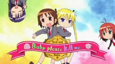 film anime kocak anime character kill me baby
