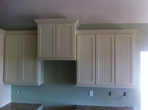 adding beadboard to kitchen cabinets home renovation cabinets and kitchens on pinterest