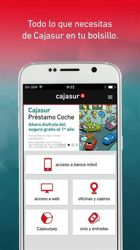 cajasur banco cajasur android apps on play