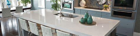 Stone Kitchen Backsplashes by Quartz Countertops Floform