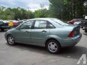 2004 ford focus zts sedan 4d for sale in orange