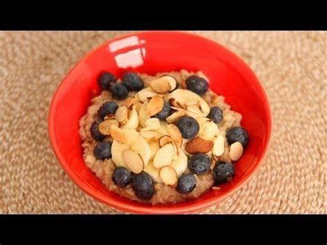 Nutmeg Ground Bubuk Pala Jays Kitchen s favorite oatmeal breakfast recipe vitale in the kitchen episode