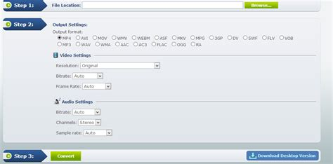 format converter video online online video converter to any format online free tools