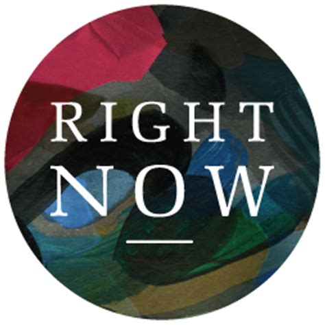 is right now right now magazine rightnowinc