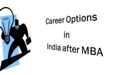 Mba Options For 4 Years Experience In India by Career Oriented Courses Nism Preparation