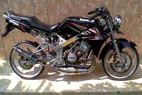 Stang Jepit Nui Racing Rr Mono N250fi Z250 Cbr250 kawasaki 150 rr modifikasi drag modifikasi kawasaki