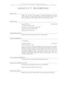 Entry Level Resume Builder Certified Nursing Assistant Resume Examples Resume Exampl