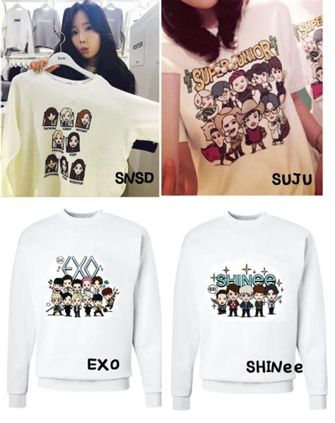 T Shirt Junior Pop Up Store Sm Pop Up Store Suhunhyunsoo Store