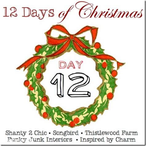 12 days of christmas gift tags free printables gift tags shanty 2 chic