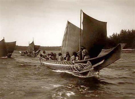 nw boat school northwest coast canoes native american netroots