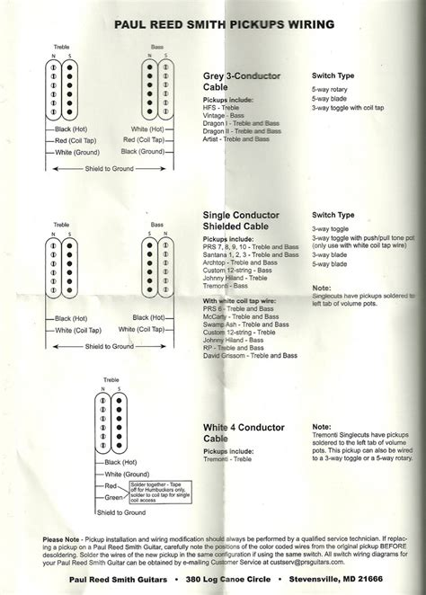 prs wiring schematic wiring free printable wiring schematics