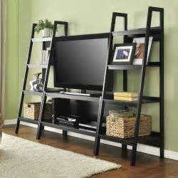 Tv Stand Bookshelves Altra Ladder Tv Stand 1727096
