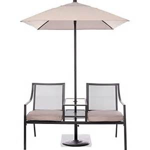 homebase swing seat rimini garden furniture companion set with parasol