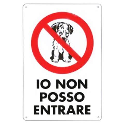 divieto d ingresso ai cani divieto ingresso cani 28 images 24ze il giudice di