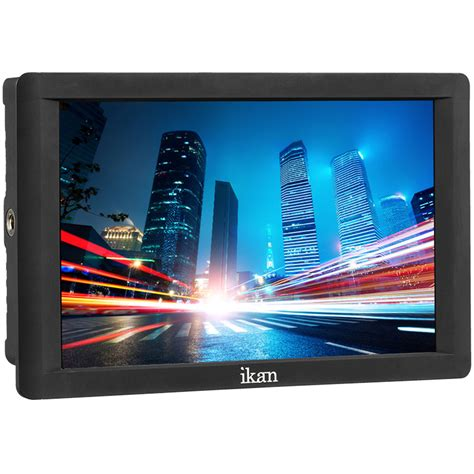hdmi monitor ikan dh7 7 quot hd hdmi monitor with 4k signal support dh7