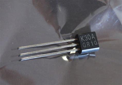 transistor jfet k30 10x transistor fet 2sk30a k30 a tos speziell mikrofon statisch nos n jfet
