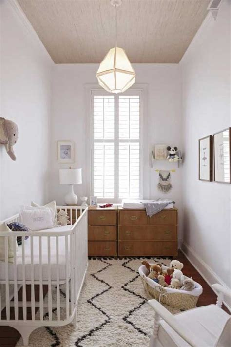 22 worthy decorating ideas for small baby nurseries