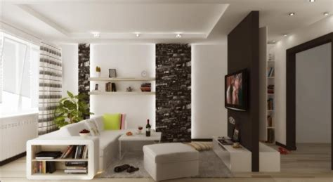 le wohnzimmer modern am 233 nagement salon conseils et id 233 es pour les petits salons