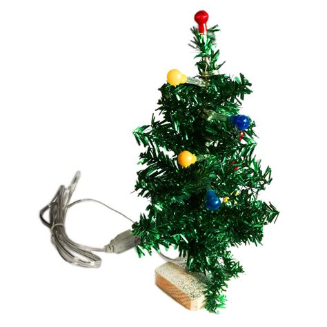 stupid com usb christmas tree