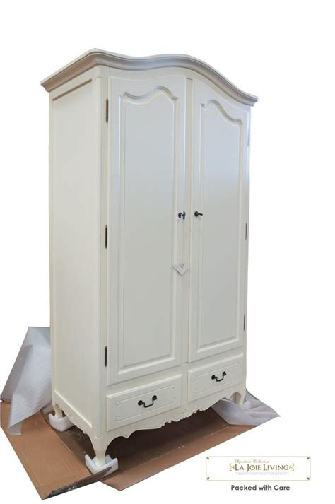 White Wardrobe Storage Cabinet Provincial Furniture White Wardrobe Clothes Storage