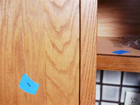 Repainting Cabinet Doors How To Paint Kitchen Cabinets How Tos Diy