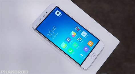 xiaomi mi5 hands on with the xiaomi mi5 video