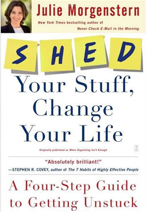 Shed Your Stuff Change Your what remains now 187 creating the creator creativity