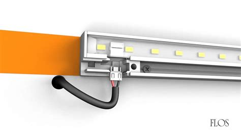 flos led squad install