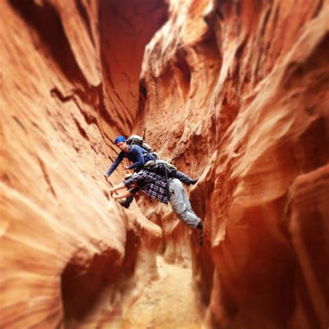 Staircase Width by Explore Two Enchanting Slot Canyons One Utah Day Hike Of
