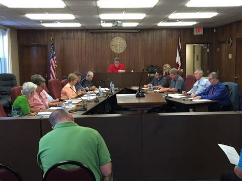 Bellefontaine Municipal Court Search Bellefontaine Council Makes Budget Appropriations Department Prepares For K9