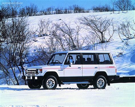 how do cars engines work 1984 mitsubishi space transmission control mitsubishi pajero 5 doors specs photos 1982 1983 1984 1985 1986 1987 1988 1989 1990