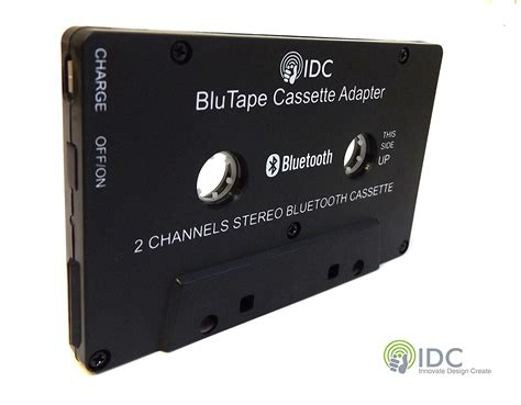 The Mp3 Frontier Plusdeck2s Cassette To Mp3 Converter by Bluetooth Audio Receiver Cassette Player Adapter