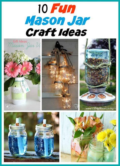 10 jar craft ideas