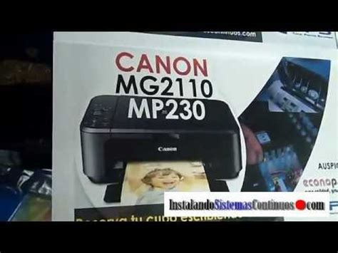 reset canon mp230 sistema continuo como resetear el error e16 e17 de canon mg2110 mg2120 m