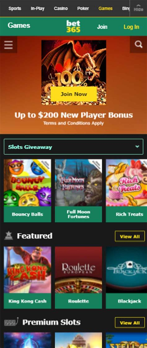 bet365 slots mobile 100 up to 163 100 bonus at bet365 mobile