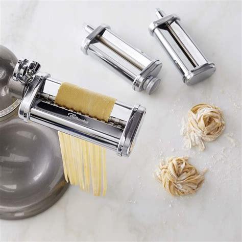 kitchenaid 174 3 pasta roller cutter set williams