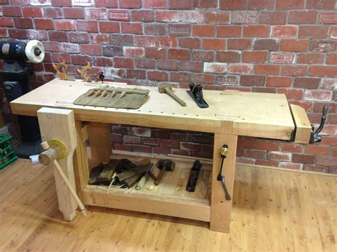 custom work bench custom made french roubo workbench 18th c style by