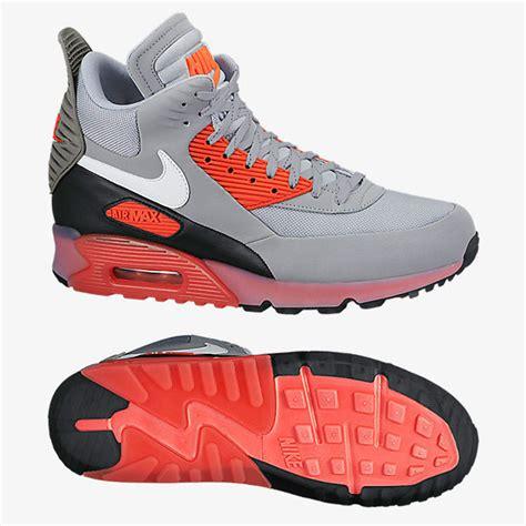 air max 90 sneaker boot nike air max 90 sneakerboot infrared sportfits