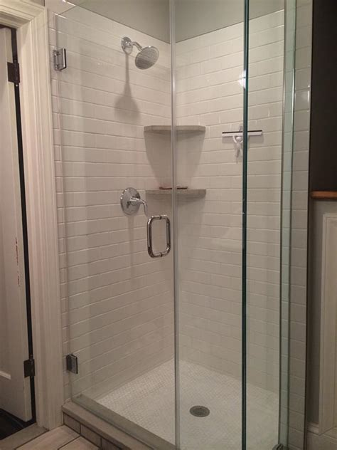 bathroom shower stall ideas bathroom remodel double sink jack edmondson plumbing