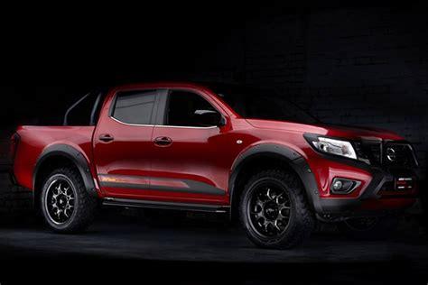 Grill Ford Rangerfordeverst Dan Nissan Navara edisi khas navara keluaran new zealand mekanika