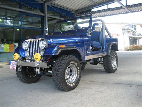 Karet Pintu Jeep Cj7 Cj8 cj 1 richtig lange ausfahrt nach der restauration cj5